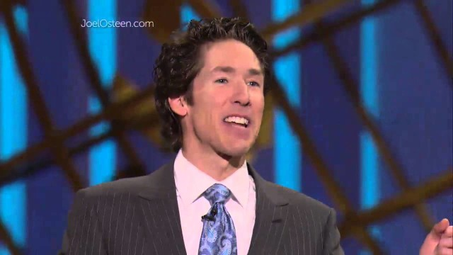 Joel Osteen – Be Good to People