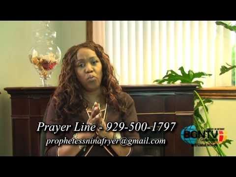 Prayer Time with the Prophetess | July 20, 2014 | Hosted by
